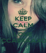 KEEP CALM AND LOVE MACCABRAAXOXO - Personalised Poster A1 size