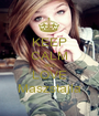 KEEP CALM AND LOVE Maszstajla - Personalised Poster A1 size