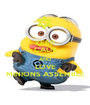 KEEP CALM AND LOVE MINIONS ASSEMBLE - Personalised Poster A1 size