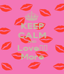 KEEP CALM AND Love❤️ More - Personalised Poster A1 size