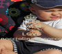 KEEP CALM AND LOVE nocciolina al cocco - Personalised Poster A1 size