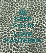 KEEP CALM AND LOVE PANTERKA - Personalised Poster A1 size