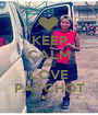 KEEP CALM AND LOVE PATCHOT - Personalised Poster A1 size