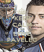 KEEP CALM AND LOVE PAVELEC - Personalised Poster A1 size