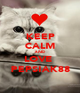 KEEP CALM AND LOVE  PEPSIAK88 - Personalised Poster A1 size