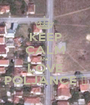 KEEP CALM AND LOVE POLJANCE ♥ - Personalised Poster A1 size