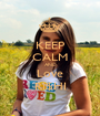 KEEP CALM AND Love RI$HI - Personalised Poster A1 size