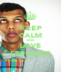 KEEP CALM AND LOVE STROMAE - Personalised Poster A1 size