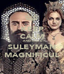 KEEP CALM AND LOVE SULEYMAN MAGNIFICUL - Personalised Poster A1 size