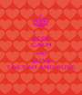 KEEP CALM AND LOVE TAEYAH AND BUSE - Personalised Poster A1 size