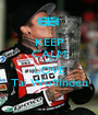 KEEP CALM AND LOVE Tai Woffinden - Personalised Poster A1 size