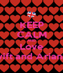 KEEP CALM AND Love Taylor swift and Ariana grande  - Personalised Poster A1 size