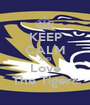 KEEP CALM AND Love The Tigers - Personalised Poster A1 size