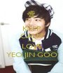 KEEP CALM AND LOVE YEO JIN GOO - Personalised Poster A1 size
