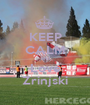 KEEP CALM and Love Zrinjski - Personalised Poster A1 size