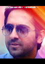 Keep Calm and LOVE♥♡♥AYUSHMANN♡♥♡  - Personalised Poster A1 size