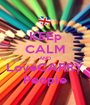 KEEp CALM AND LoveCARRY People - Personalised Poster A1 size