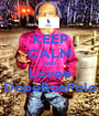 KEEP CALM AND Lovee DopeBoaPolo - Personalised Poster A1 size
