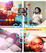 KEEP CALM AND LUV UZ - Personalised Poster A1 size