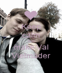 Keep calm AND make Val Vielmäder - Personalised Poster A1 size