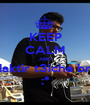 KEEP CALM AND Maktir t3icha bro :* - Personalised Poster A1 size