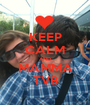 KEEP CALM AND MAMMA TVB - Personalised Poster A1 size