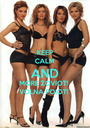 KEEP CALM AND MORE ZOVIOT! VOLNA POIOT! - Personalised Poster A1 size