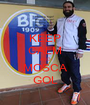 KEEP CALM AND MOSCA GOL - Personalised Poster A1 size