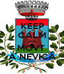 KEEP CALM AND MOVT  A NEVICÀ - Personalised Poster A1 size