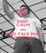 KEEP CALM AND NÃO FALE MAL DO XÉ POP - Personalised Poster A1 size