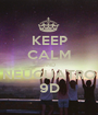 KEEP CALM AND NEUCUATRO 9D - Personalised Poster A1 size