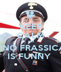 KEEP CALM and NINO FRASSICA  IS FUNNY  - Personalised Poster A1 size