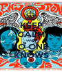 KEEP CALM AND NO ONE  KNOWS - Personalised Poster A1 size