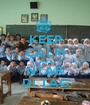 KEEP CALM AND NTAR DI TAG - Personalised Poster A1 size