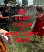 KEEP CALM AND #OCCUPY GEZİ - Personalised Poster A1 size