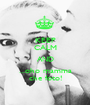 KEEP CALM AND ...oho mamma che foto! - Personalised Poster A1 size