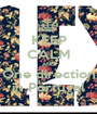 KEEP CALM AND One direction in Portugal - Personalised Poster A1 size