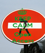 KEEP CALM AND Open Access - Personalised Poster A1 size