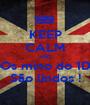 KEEP CALM AND Os mino do 1D São lindos ! - Personalised Poster A1 size