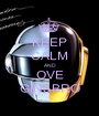 KEEP CALM AND OVE GIN&BRO - Personalised Poster A1 size