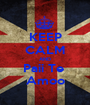 KEEP CALM AND Paii Te  Amoo - Personalised Poster A1 size