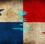 KEEP CALM AND PANAMANIAN ON - Personalised Poster A1 size