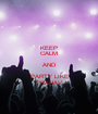 KEEP CALM AND PARTY LIKE PRANAV - Personalised Poster A1 size