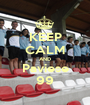 KEEP CALM AND Paviese 99 - Personalised Poster A1 size