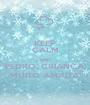 KEEP CALM AND PEDRO, CRIANÇA MUITO AMADA! - Personalised Poster A1 size