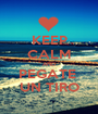KEEP CALM AND PEGATE  UN TIRO - Personalised Poster A1 size