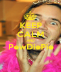 KEEP CALM AND PewDiePie  - Personalised Poster A1 size