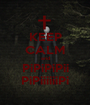 KEEP CALM and PiPiPiPii PiPiiiiiiPi - Personalised Poster A1 size