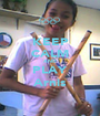 KEEP CALM AND PLAY Arnis - Personalised Poster A1 size