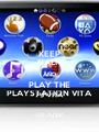 KEEP CALM AND PLAY THE PLAYSTATION VITA - Personalised Poster A1 size